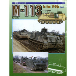 M-113 in the 1990s Part 1