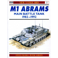 M1 Abrams Main Battle Tank...