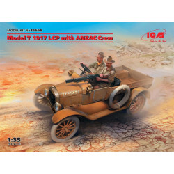 Model T 1917 LCP with ANZAC...