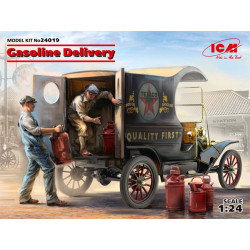 Gasoline Delivery Model T 1912