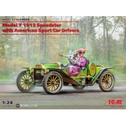 Model T 1913 Speedster with...
