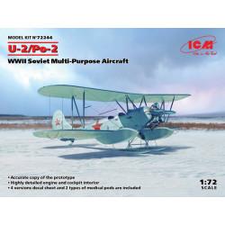 Polikarpov U-2/Po-2 WWII...