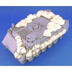 IDF M113 Sandbag Armor Set
