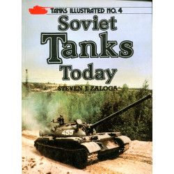 Tanks Illustrated No 4 -...
