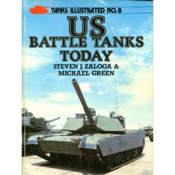 Tanks Illustrated No 8 - US...