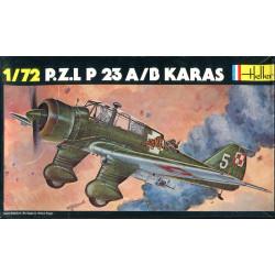 P.Z.L P 23A/B Karas
