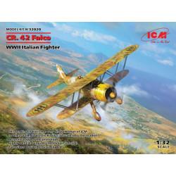 Fiat CR.42 Falco WWII...