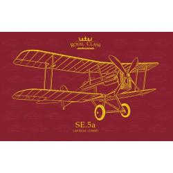 Royal Class S.E.5a 1/48...