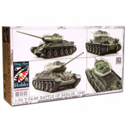 T-34/85 Battle of Berlin...