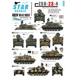 ZSU-23-4 MIDDLE-EAST AND...