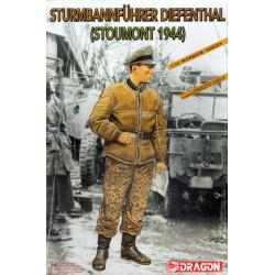 Sturmbannführer Diefenthal...