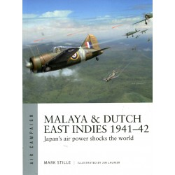 Malaya & Dutch East Indies...