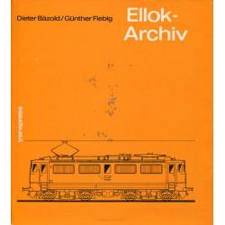 Ellok-Archiv