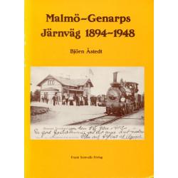 Malmö-Genarps järnväg...