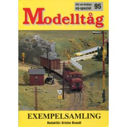 Modelltåg 95: Exempelsamling