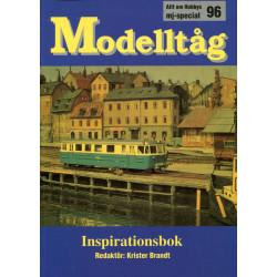 Modelltåg 96: Inspirationsbok