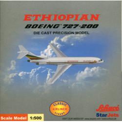 Ethiopian Boeing 727-200