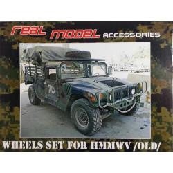 Wheels Set For HMMWV-Old...