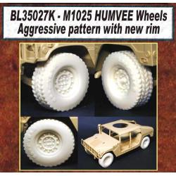 M1025 HUMVEE Wheels...