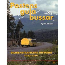 Postens gula bussar : om...