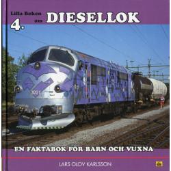 Lilla boken om diesellok :...