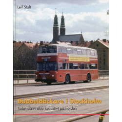 Dubbeldäckare i Stockholm