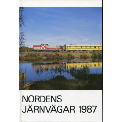 Nordens Järnvägar 1987