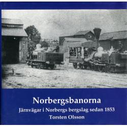 Norbergsbanorna : järnvägar...