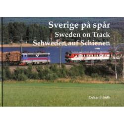 Sverige på spår - CD ingår