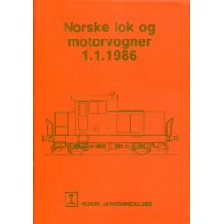Norske log og motorvogner...