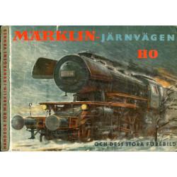 Märklin-Järnvägen H0:...