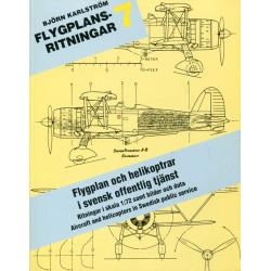 Flygplansritningar 7 -...