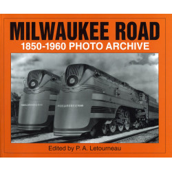 Milwaukee Road 1850-1960...