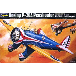 Boeing P-26A Peashooter...