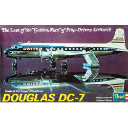 United Air Lines Douglas DC-7