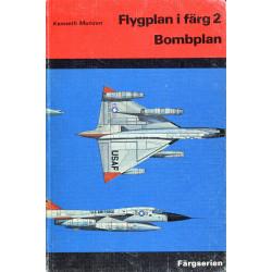 Flygplan i färg 2: Bombplan