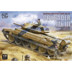 Crusader Mk.III British...