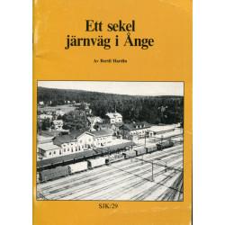 Ett sekel järnväg i Ånge