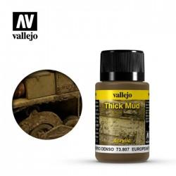 European Thick Mud