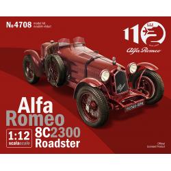 Alfa Romeo 8C 2300 Roadster...