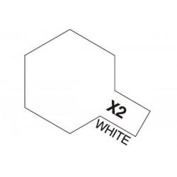 TAMIYA ACRYLIC MINI X-2 WHITE