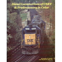 Diesel Locomotives of CSXT...