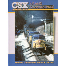 CSX Diesel Locomotives in...