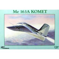 cMesserschmitt Me 163A Komet