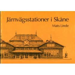 Järnvägsstationer i Skåne