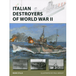 Italian Destroyers of World...