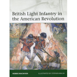 British Light Infantry in...