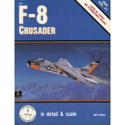 Detail & Scale 31: F-8...