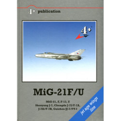 MiG-12F/U Mig-21, F, F-13,...