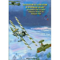 Gloster Gladiator & Hawker...